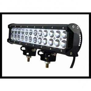 Μπάρα προβολέας LED 72W  δουλεύει από 12V έως και 32V για βάρκες τρακτέρ φορτηγά αυτοκίνητα