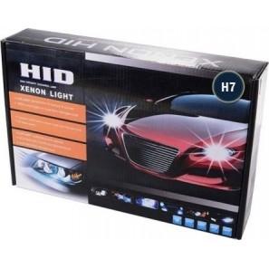 Kit Xenon H7 HID 6000k  55w Iron head e69