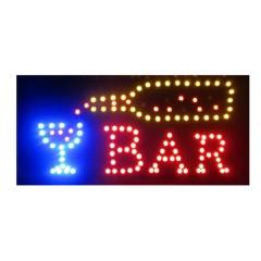 Φωτιζόμενη διαφημιστική πινακίδα LED BAR-OEM