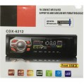 MP3 PLAYER AYTΟΚΙΝΗTOY USB SD FM AUX REMOTE 1DIN – CDX-6212 – ΟΕΜ