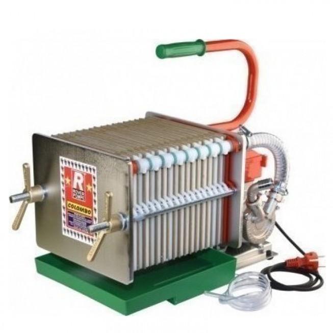 Αντλία COLOMBO 18 INOX 0,5HP για φιλτράρισμα οινοπνευματωδών ποτών