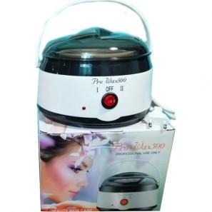 Pro-Wax 500 Depilatory Heater 100W - (Κεριέρα με Αποσπώμενο Κάδο για Ζεστό Κερί)