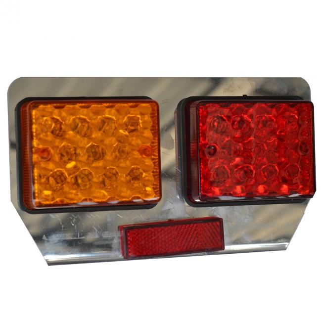 Φανάρι 22 LED 24V (στοπ, πορεία, φλας)-ΟΕΜ