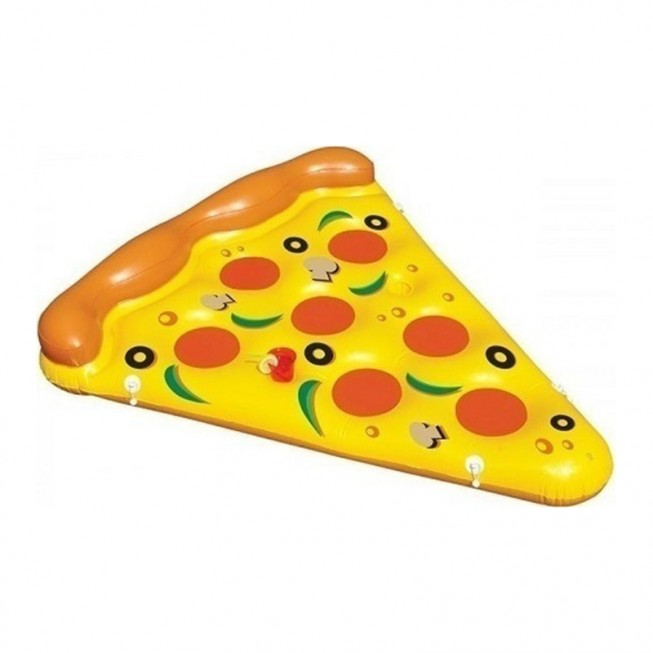 Φουσκωτό Στρώμα Θαλάσσης Pizza 175cm-OEM