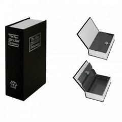 XXL Βιβλίο Χρηματοκιβώτιο Ασφαλείας με Πολυτελές Δέσιμο - Book Safe Dictionary
