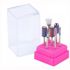 Φρεζάκια PS-106724 σε Κουτί Αποθήκευσης 05 Σετ 7τμχ