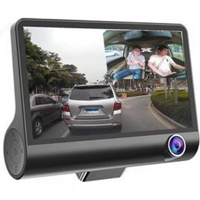 WDR Car Dual Dvr Lens Camera