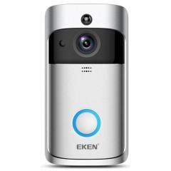 EKEN V5 Ασύρματο Κουδούνι Πόρτας με Κάμερα 720P WiFi Video Doorbell