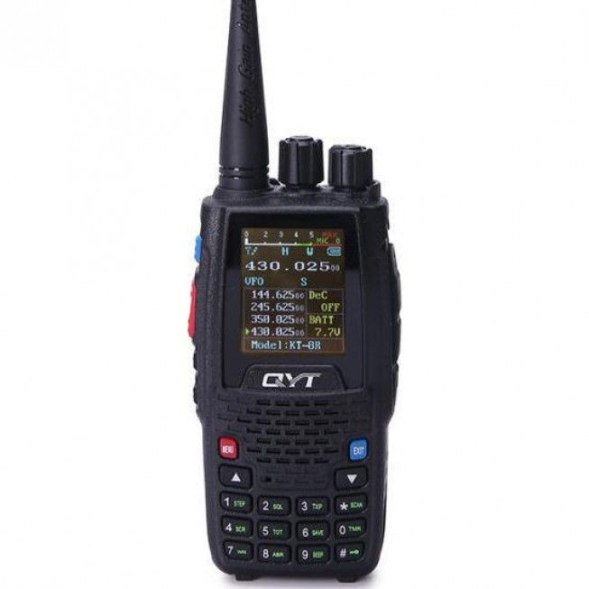 QYT KT-8R Quad Band 5 Watt
