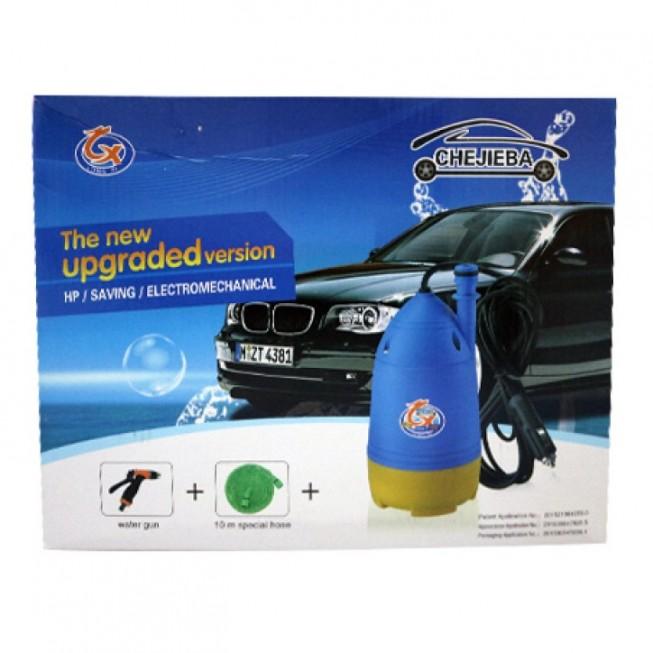 Πλυστικό Μηχάνημα – Αντλία Αυτοκινήτου με Τροφοδοσία από τον Αναπτήρα 12V – CHEJIEBA – OEM