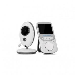 Baby monitor Ασύρματο με οθόνη 2.4″ LCD Θερμοκρασία,μικρόφωνο night vision VB605