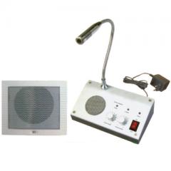 ΟΕΜ RL-9908 Αμφίδρομο σύστημα ενδοεπικοινωνίας