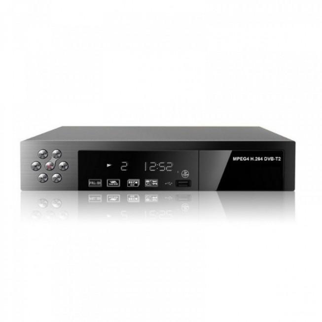 ΕΠΙΓΕΙΟΣ ΨΗΦΙΑΚΟΣ ΔΕΚΤΗΣ & ΑΠΟΚΩΔΙΚΟΠΟΙΗΤΗΣ  HD MPEG4 DVB-T2 DVB84