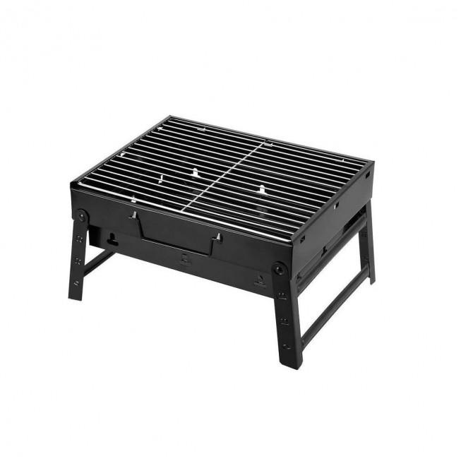 Μίνι Φορητή Ψησταριά για Εξωτερικό Χώρο – Small Portable BBQ (35.5x27cm)