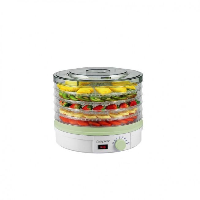 Αποξηραντής Φρούτων 245W Beper 90.506