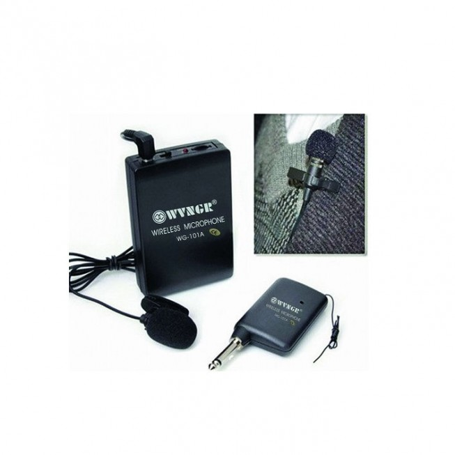 WVNGR WIRELESS MICROPHONE WG-101A