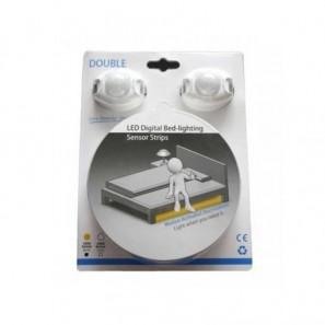 LED LIGHT DIGITAL SENSOR DOUBLE BED
