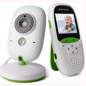 Ασύρματο Baby Monitor 2″ VB602 Vvcare